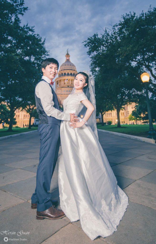 休斯顿婚礼摄影
