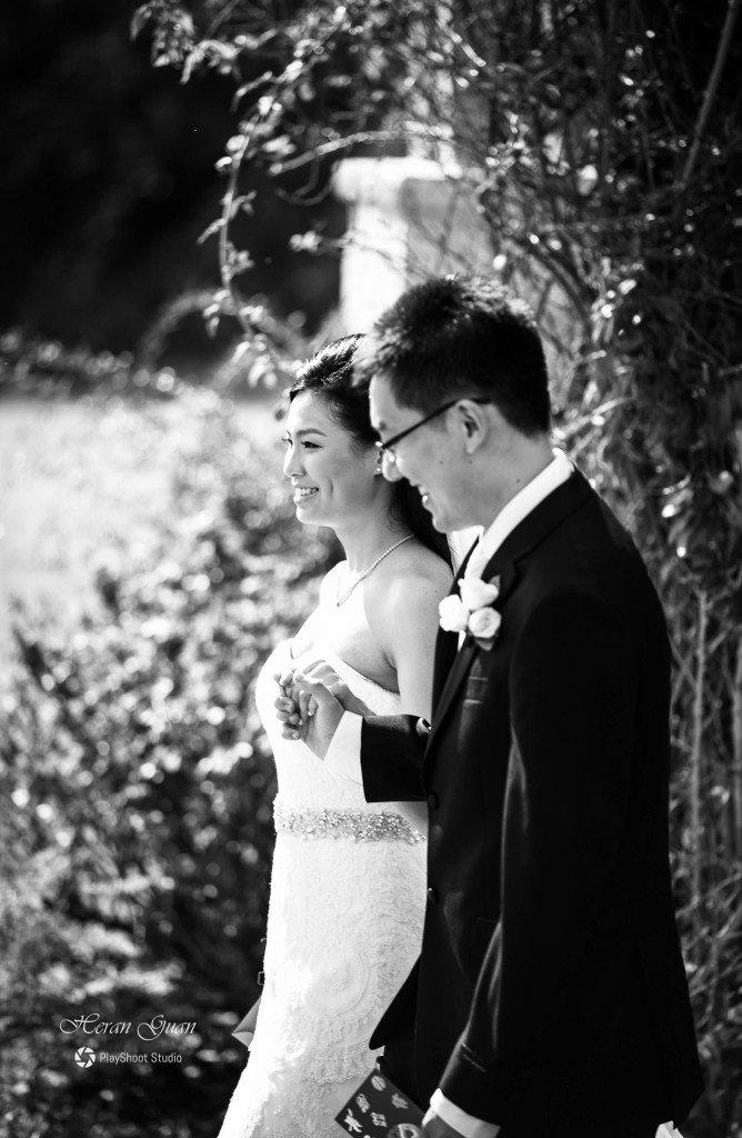 Wang & Anni - Wedding at Lake Travis Austin - PlayShoot Studio - Heran Guan