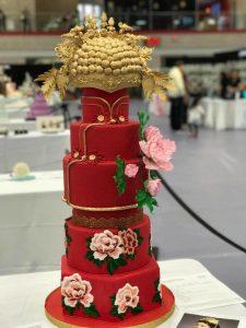 休斯敦婚礼蛋糕