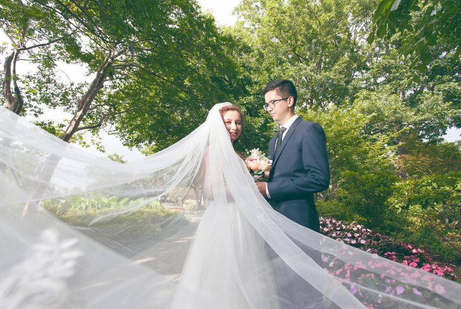 达拉斯婚纱摄影-达拉斯植物园