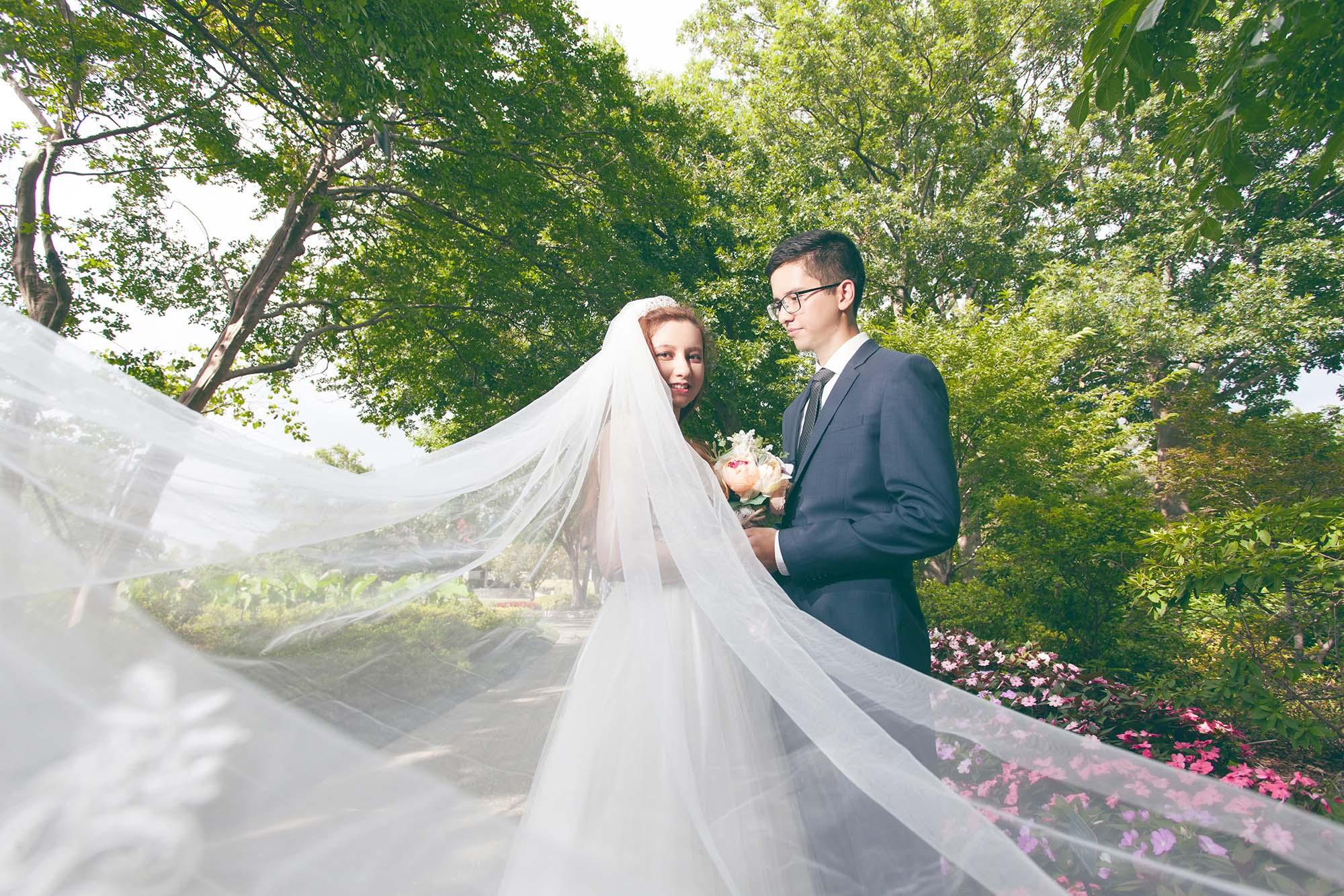 达拉斯婚纱摄影-达拉斯植物园-PlayShoot-Studio